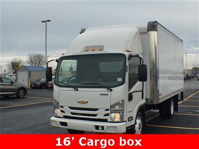 2018 LCF 4500 Regular Cab 4x2, Morgan Fastrak Dry Freight #18C931 - photo 4