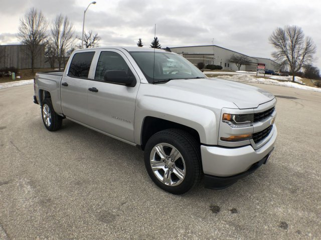 2018 Silverado 1500 Crew Cab 4x4,  Pickup #18C939 - photo 11