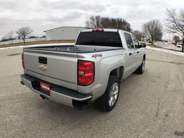 2018 Silverado 1500 Crew Cab 4x4,  Pickup #18C939 - photo 8