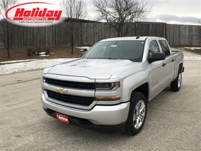 2018 Silverado 1500 Crew Cab 4x4,  Pickup #18C939 - photo 1