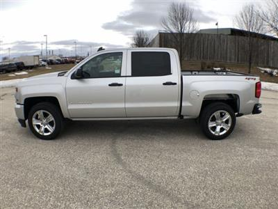 2018 Silverado 1500 Crew Cab 4x4,  Pickup #18C939 - photo 3
