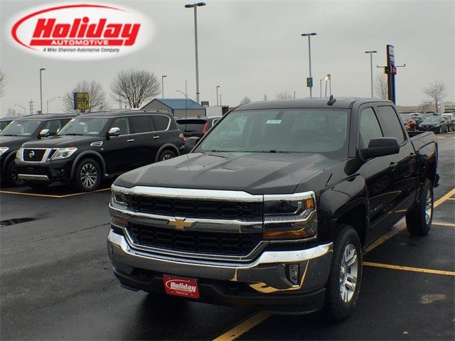 2018 Silverado 1500 Crew Cab 4x4,  Pickup #18C940 - photo 1