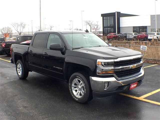 2018 Silverado 1500 Crew Cab 4x4,  Pickup #18C940 - photo 5