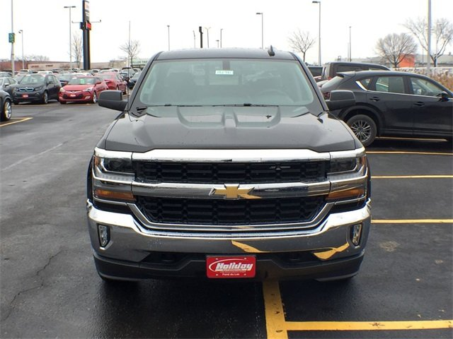 2018 Silverado 1500 Crew Cab 4x4,  Pickup #18C940 - photo 6