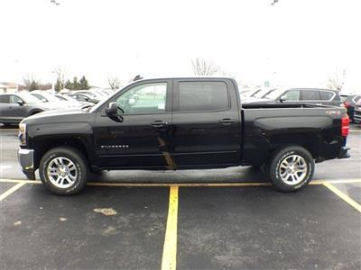 2018 Silverado 1500 Crew Cab 4x4,  Pickup #18C940 - photo 4