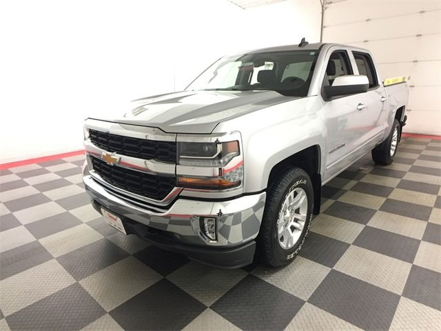 2017 Silverado 1500 Crew Cab 4x4,  Pickup #18C942A - photo 1