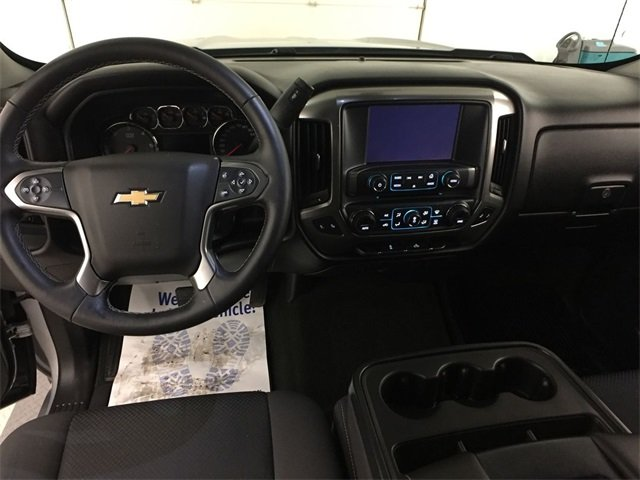 2017 Silverado 1500 Crew Cab 4x4,  Pickup #18C942A - photo 16