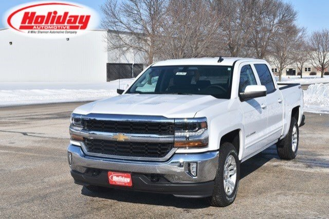 2018 Silverado 1500 Crew Cab 4x4,  Pickup #18C943 - photo 1