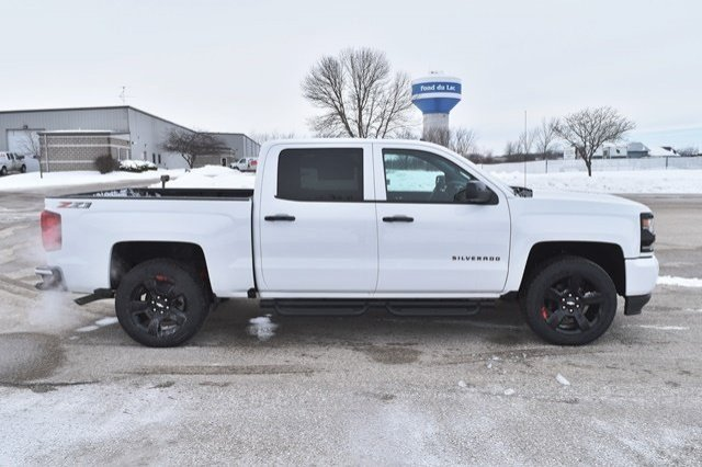 2018 Silverado 1500 Crew Cab 4x4,  Pickup #18C946 - photo 10