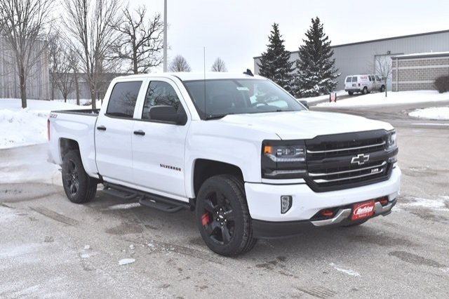2018 Silverado 1500 Crew Cab 4x4,  Pickup #18C946 - photo 11