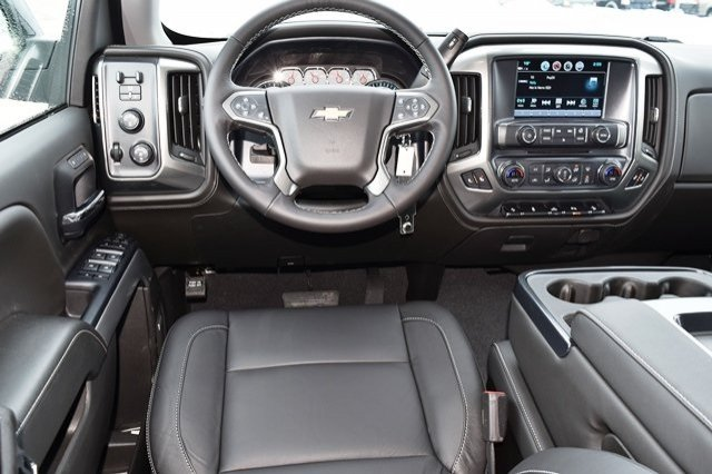2018 Silverado 1500 Crew Cab 4x4,  Pickup #18C946 - photo 22