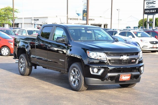 2018 Colorado Crew Cab 4x4 Pickup #18C99 - photo 8