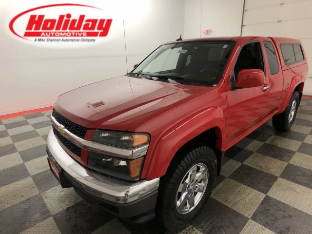 2012 Colorado Extended Cab 4x4,  Pickup #18F1053B - photo 1