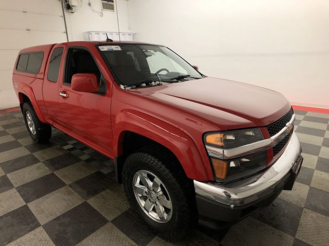 2012 Colorado Extended Cab 4x4,  Pickup #18F1053B - photo 8