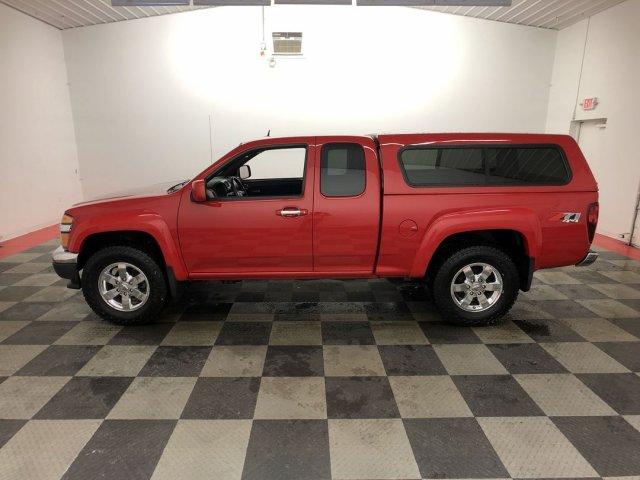 2012 Colorado Extended Cab 4x4,  Pickup #18F1053B - photo 11
