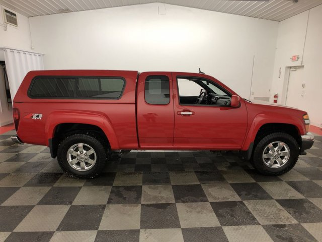 2012 Colorado Extended Cab 4x4,  Pickup #18F1053B - photo 7