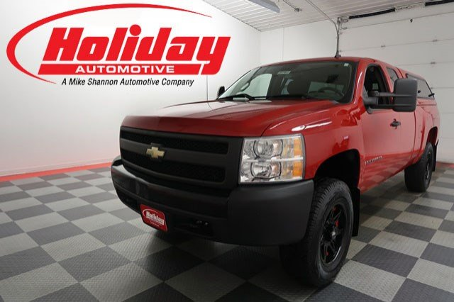 2008 Silverado 1500 Extended Cab 4x4, Pickup #18G496A - photo 1