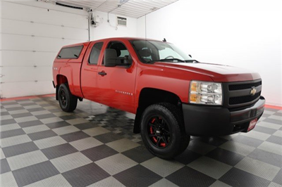 2008 Silverado 1500 Extended Cab 4x4, Pickup #18G496A - photo 5