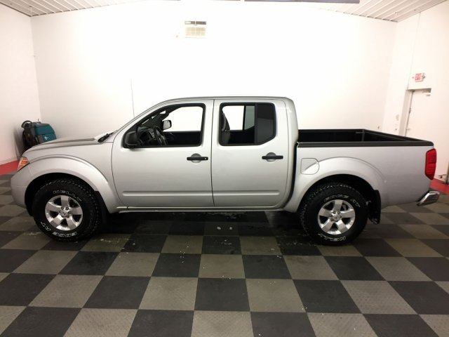 2012 Frontier Crew Cab 4x4,  Pickup #18M475B - photo 10
