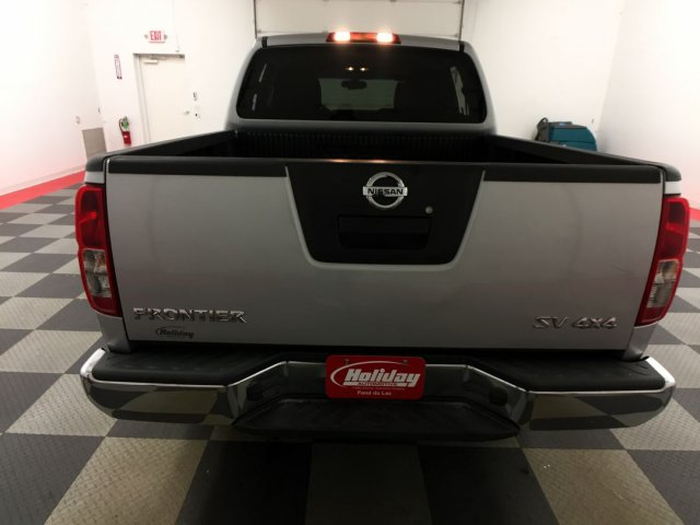 2012 Frontier Crew Cab 4x4,  Pickup #18M475B - photo 4