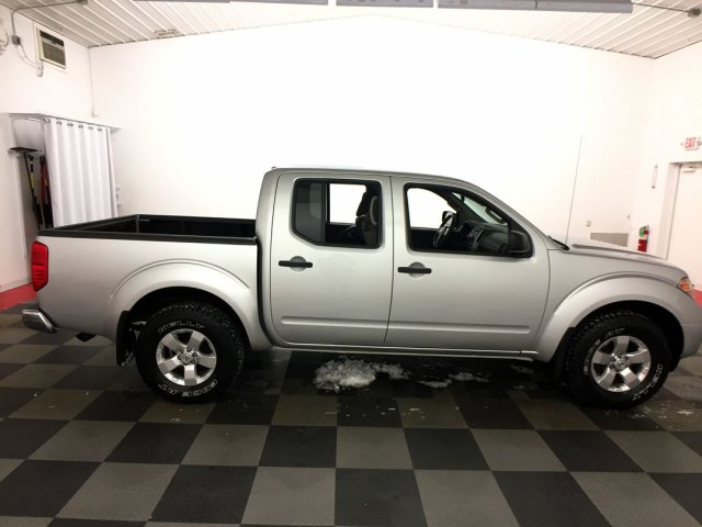 2012 Frontier Crew Cab 4x4,  Pickup #18M475B - photo 5