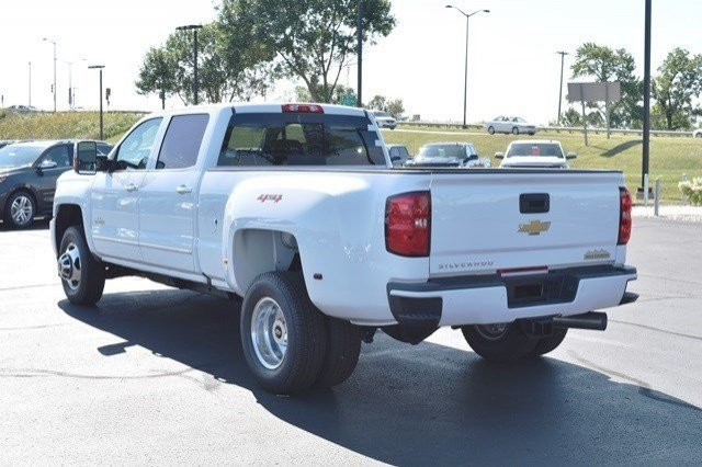 2019 Silverado 3500 Crew Cab 4x4,  Pickup #19C13 - photo 1