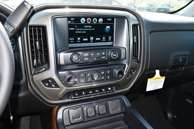 2019 Silverado 3500 Crew Cab 4x4,  Pickup #19C13 - photo 8
