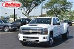 2019 Silverado 3500 Crew Cab 4x4,  Pickup #19C13 - photo 3