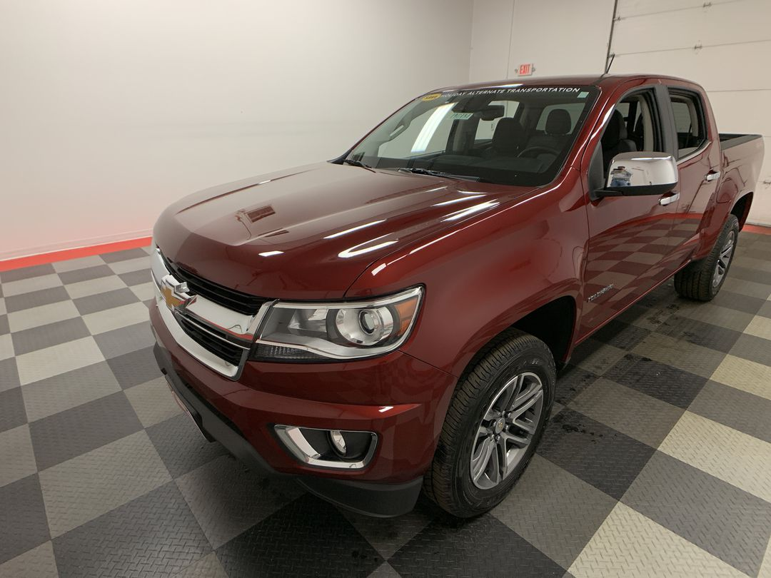 2019 Colorado Crew Cab 4x4,  Pickup #19C131 - photo 1