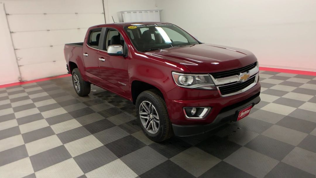 2019 Colorado Crew Cab 4x4,  Pickup #19C131 - photo 3