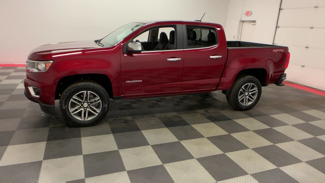 2019 Colorado Crew Cab 4x4,  Pickup #19C131 - photo 5