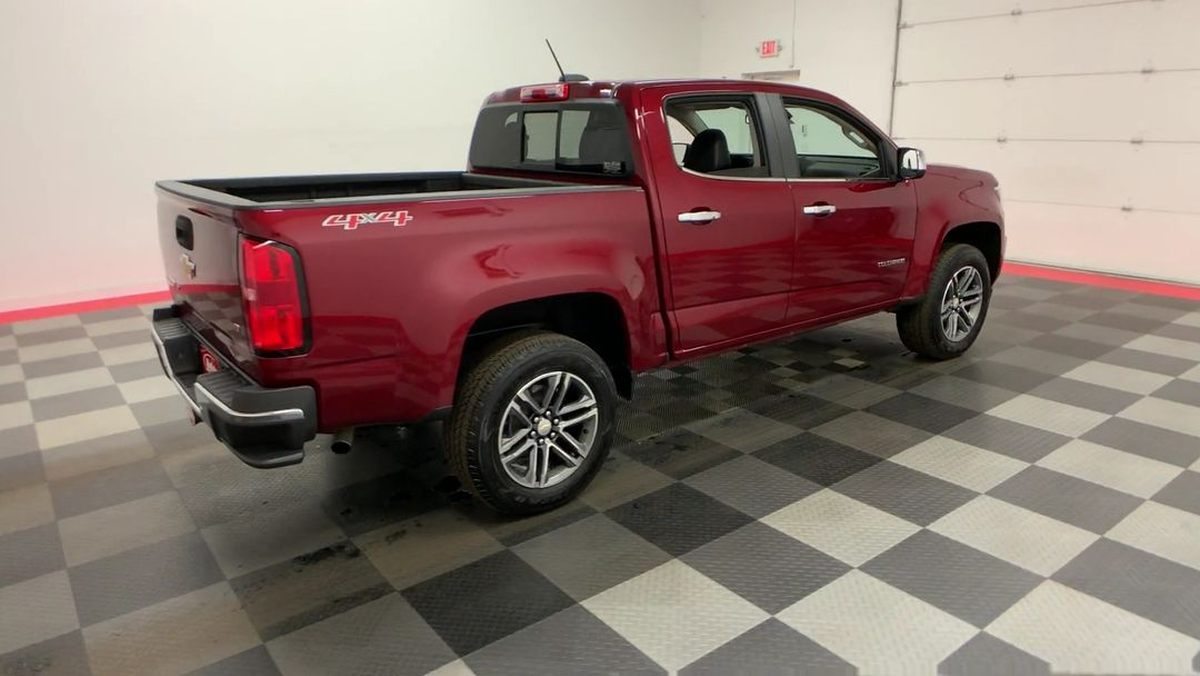 2019 Colorado Crew Cab 4x4,  Pickup #19C131 - photo 8