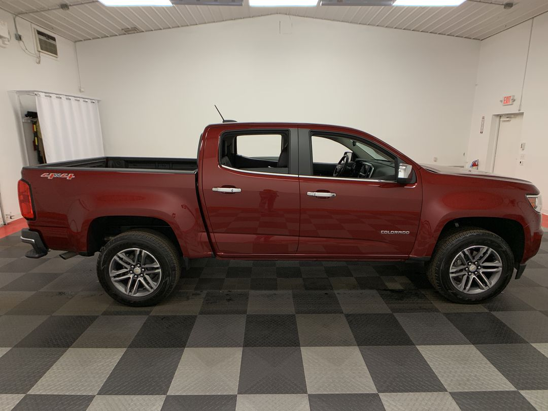 2019 Colorado Crew Cab 4x4,  Pickup #19C131 - photo 15