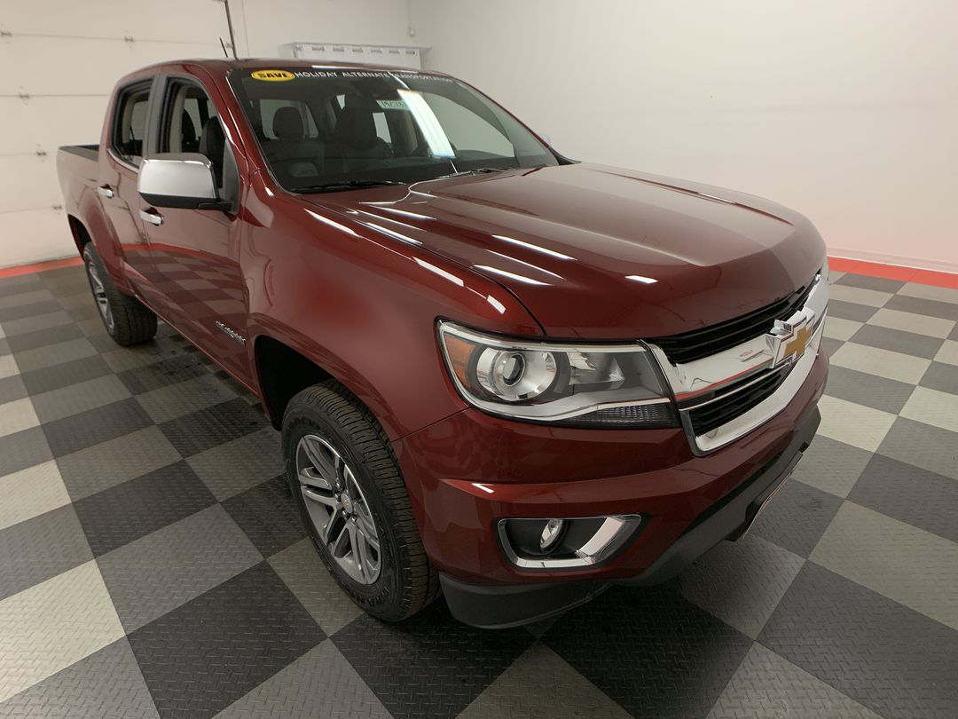 2019 Colorado Crew Cab 4x4,  Pickup #19C131 - photo 16