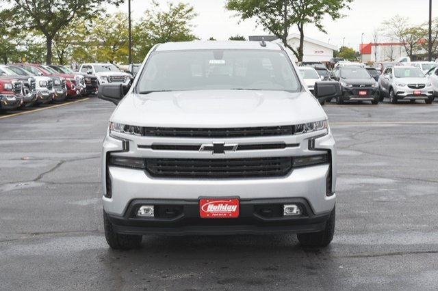 2019 Silverado 1500 Crew Cab 4x4,  Pickup #19C136 - photo 12
