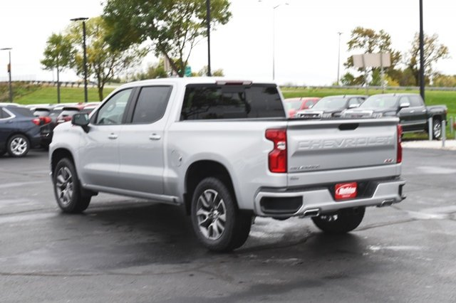 2019 Silverado 1500 Crew Cab 4x4,  Pickup #19C136 - photo 2