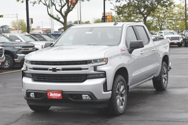 2019 Silverado 1500 Crew Cab 4x4,  Pickup #19C136 - photo 9