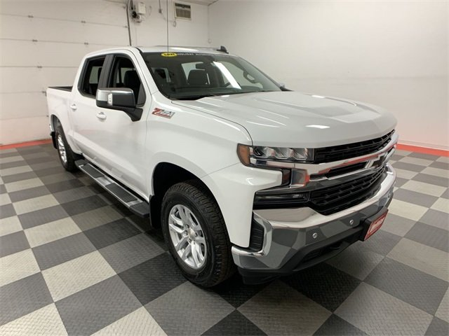 2019 Silverado 1500 Crew Cab 4x4,  Pickup #19C168 - photo 7