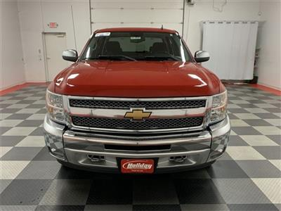 2012 Silverado 1500 Crew Cab 4x4,  Pickup #19C181A - photo 11