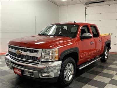 2012 Silverado 1500 Crew Cab 4x4,  Pickup #19C181A - photo 1