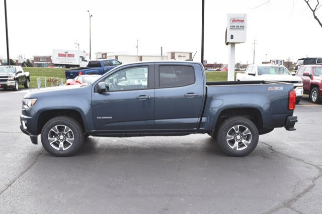 2019 Colorado Crew Cab 4x4,  Pickup #19C198 - photo 7