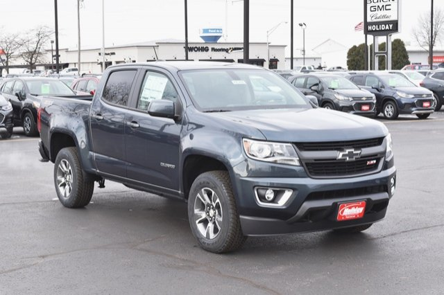 2019 Colorado Crew Cab 4x4,  Pickup #19C198 - photo 8