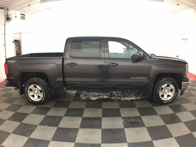 2015 Silverado 1500 Crew Cab 4x4,  Pickup #19C218A - photo 8