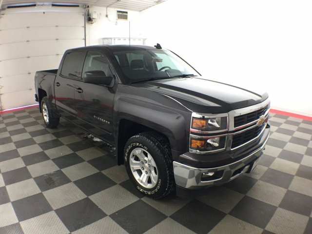 2015 Silverado 1500 Crew Cab 4x4,  Pickup #19C218A - photo 10