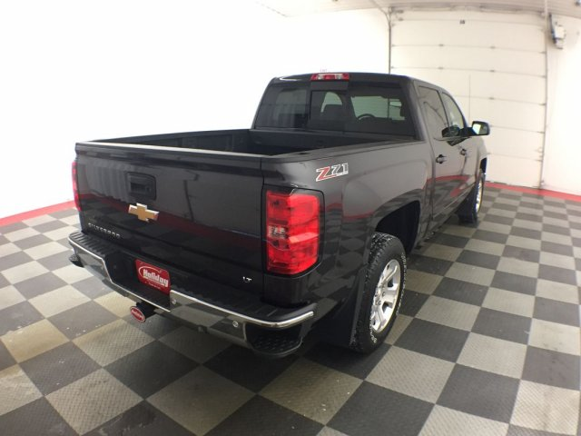 2015 Silverado 1500 Crew Cab 4x4,  Pickup #19C218A - photo 4