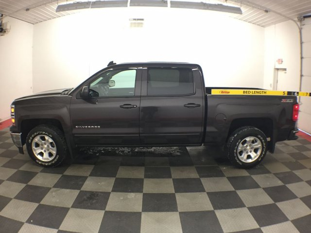 2015 Silverado 1500 Crew Cab 4x4,  Pickup #19C218A - photo 3