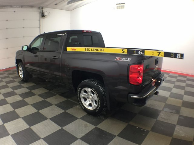 2015 Silverado 1500 Crew Cab 4x4,  Pickup #19C218A - photo 2