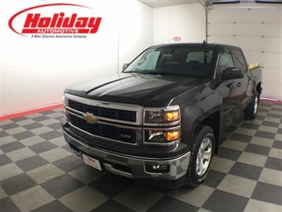 2015 Silverado 1500 Crew Cab 4x4,  Pickup #19C218A - photo 1