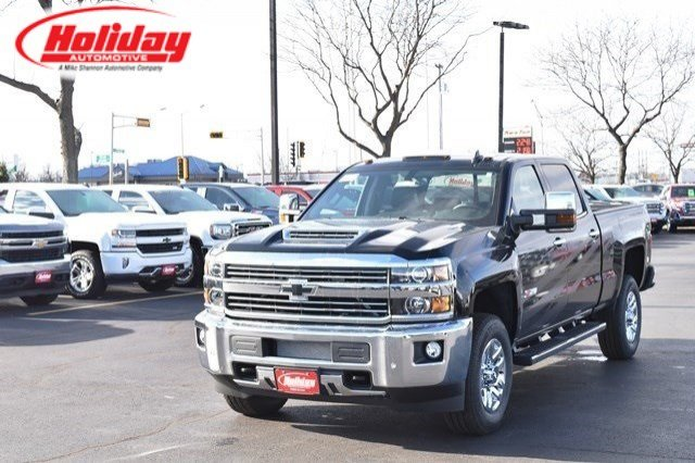 2019 Silverado 2500 Crew Cab 4x4,  Pickup #19C220 - photo 1