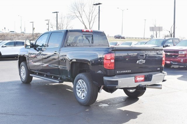 2019 Silverado 2500 Crew Cab 4x4,  Pickup #19C220 - photo 2